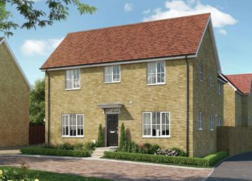 Thumbnail 4 bed detached house for sale in Bury Water Lane, Newport, Nr Saffron Walden, Essex