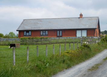 Thumbnail 4 bedroom farm for sale in Nantmel, Llandrindod Wells