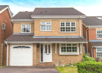 Thumbnail 4 bedroom detached house for sale in The Poplars, Cheshunt, Waltham Cross, Hertfordshire