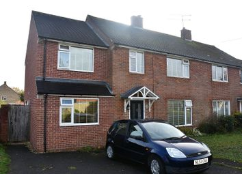 Thumbnail 4 bed semi-detached house for sale in Huntsmoor Road, Tadley, Hampshire