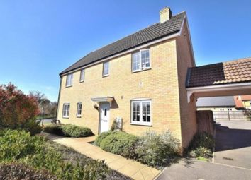 Thumbnail 3 bedroom terraced house for sale in Livings Way, Stansted, Essex
