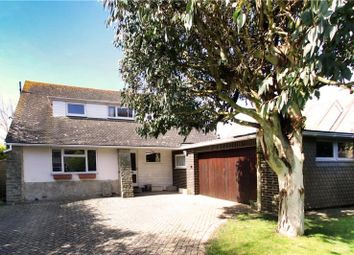 Thumbnail 4 bed detached bungalow for sale in Kingston Gorse, East Preston, West Sussex