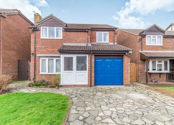 Thumbnail 4 bed detached house for sale in Bowman Close, Lordswood, Chatham