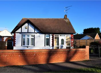Thumbnail 3 bedroom detached bungalow for sale in Wycombe Way, Luton