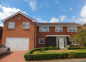 Thumbnail 7 bed detached house for sale in Ravernhurst Drive, Great Barr, Birmingham