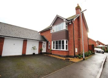Thumbnail 4 bedroom property for sale in Oak Tree Rise, Codsall, Staffordshire