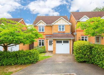 Thumbnail 3 bed detached house for sale in Pagent Court, Kettering