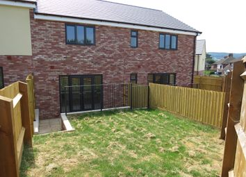 Thumbnail 2 bed terraced house for sale in Jenner Davies Way, Bridgend, Stonehouse