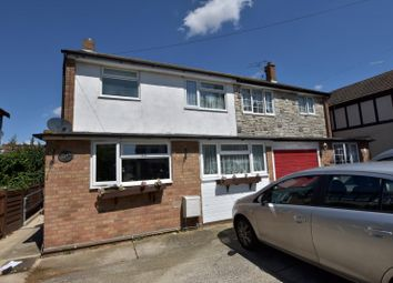 Thumbnail 4 bedroom semi-detached house to rent in Bockings Grove, Clacton-On-Sea
