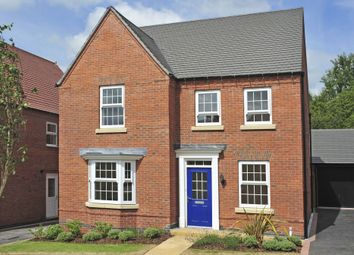 "Thumbnail 4 bed detached house for sale in ""Holden"" at Morda, Oswestry"