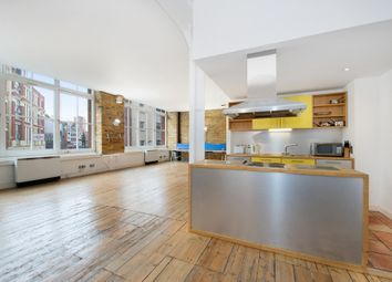 Thumbnail 1 bed flat to rent in The Lofts Tabernacle Street, London