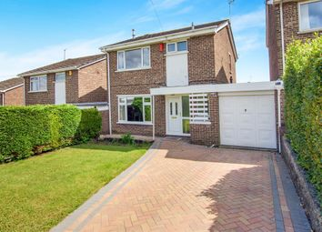 Thumbnail 3 bed link-detached house for sale in Highfield Close, Dinas Powys