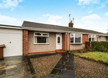Thumbnail 2 bedroom bungalow for sale in Acomb Crescent, Fawdon, Newcastle Upon Tyne