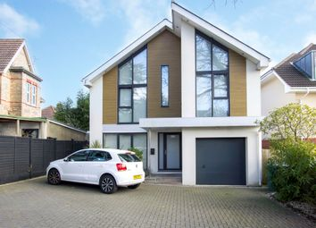 Thumbnail 4 bed detached house for sale in St. Peters Road, Parkstone, Poole