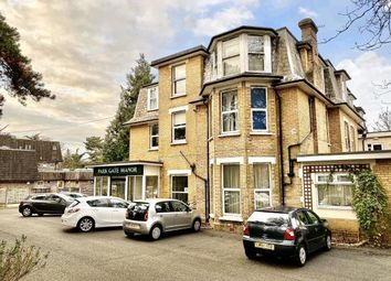 Thumbnail 1 bed flat for sale in 8 Suffolk Road, Bournemouth, Dorset