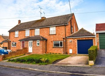Thumbnail 3 bed semi-detached house for sale in St. Edmunds Fields, Dunmow