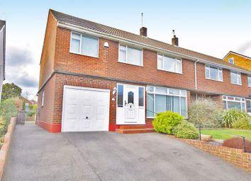 Thumbnail 4 bed semi-detached house to rent in Tudor Avenue, Penenden Heath, Maidstone