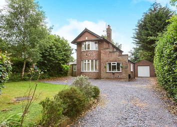 Thumbnail 3 bed detached house for sale in Northwich Road, Weaverham, Northwich