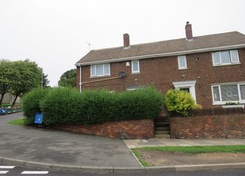 Thumbnail 3 bed semi-detached house to rent in Beverley Way, Peterlee