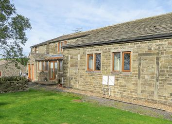 Thumbnail 2 bed cottage to rent in Parrock Lumb, Todmorden Road, Bacup