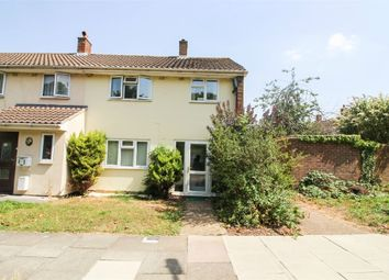 Thumbnail 3 bed end terrace house to rent in Dovehouse Croft, Harlow, Essex