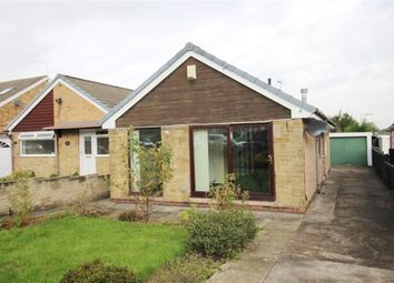 Thumbnail 2 bed detached bungalow for sale in Priestley Drive, Pudsey, Leeds