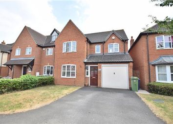 Thumbnail 4 bed detached house for sale in Tudor Close, Churchdown, Gloucester