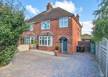 Thumbnail 3 bed semi-detached house for sale in Rowhedge Road, Colchester
