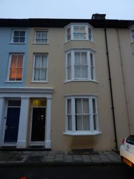 Thumbnail 8 bed terraced house to rent in New Street, Aberystwyth