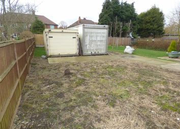 Thumbnail Land for sale in The Glebe, Retford