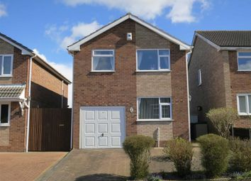 Thumbnail 3 bed detached house for sale in Brunel Avenue, Newthorpe, Nottingham