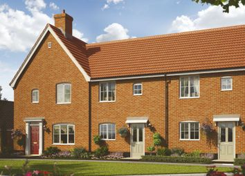 Thumbnail 3 bed detached house for sale in Saham Road, Watton, Thetford