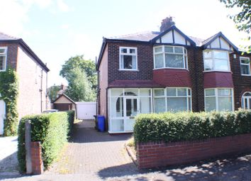 Thumbnail 3 bed semi-detached house for sale in Park Road, Salford