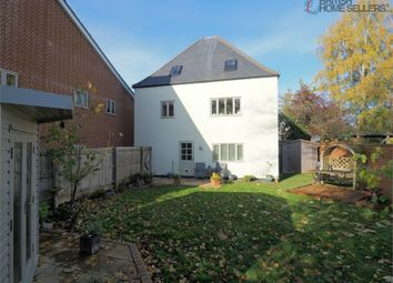 Thumbnail 4 bed detached house for sale in Station Road, Pulham St Mary, Diss, Norfolk