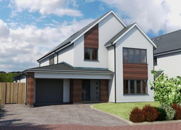 Thumbnail 5 bed detached house for sale in Chittleburn, Brixton Village, South Hams