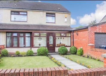 Thumbnail 3 bed semi-detached house to rent in Delfby Crescent, Kirkby, Liverpool