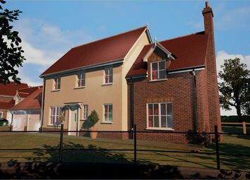 Thumbnail 4 bed detached house for sale in Bucklesham Road, Foxhall, Ipswich, Suffolk