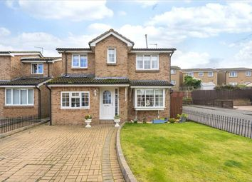 Thumbnail 4 bed detached house for sale in Belmont Avenue, Shieldhill, Falkirk