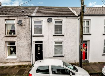 Thumbnail 4 bed terraced house for sale in Alfred Street, Maesteg