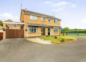 Thumbnail 3 bed semi-detached house for sale in Compton Avenue, Aston-On-Trent, Derbyshire