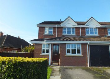 Thumbnail 3 bed end terrace house for sale in Lower Court, Trowbridge, Wiltshire