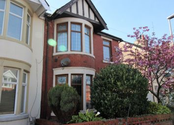 Thumbnail 3 bed semi-detached house for sale in Lyndhurst Avenue, Blackpool