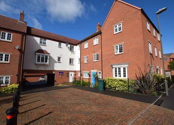 Thumbnail 2 bed flat for sale in Salford Way, Church Gresley, Swadlincote