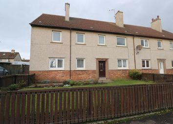 Thumbnail 3 bedroom flat for sale in Methilhaven Road, Buckhaven, Leven