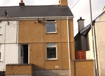 Thumbnail 2 bed end terrace house for sale in Llanfachraeth, Holyhead