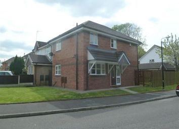Thumbnail 3 bed detached house to rent in Hatchmere Close, Timperley, Altrincham