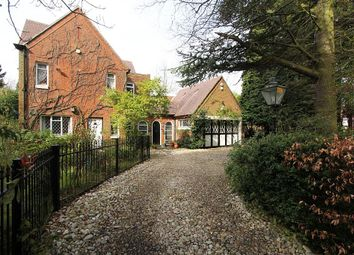 Thumbnail 4 bed detached house for sale in Woolsington Park South, Woolsington, Newcastle Upon Tyne, Tyne And Wear