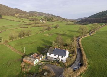 Thumbnail 4 bed detached house for sale in Meifod