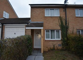 Thumbnail 2 bed semi-detached house for sale in Forest Rise, Eaglestone, Milton Keynes