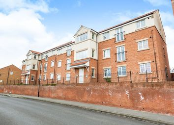 Thumbnail 2 bedroom flat for sale in Mickley Close, Wallsend